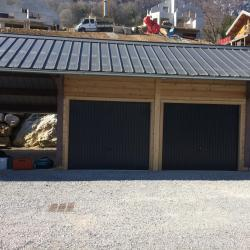 Porte de garage/ DOUSSARD 74210