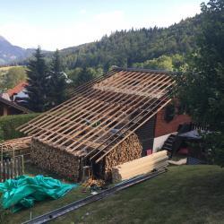rénovation toiture, FAVERGES