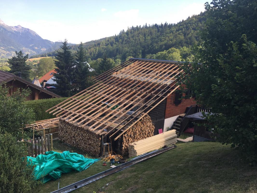 rénovation de toiture FAVERGES