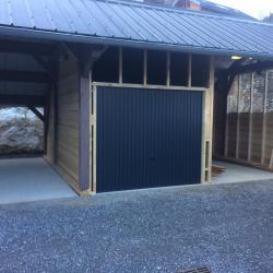 Pose des portes de garage à DOUSSARD 74210