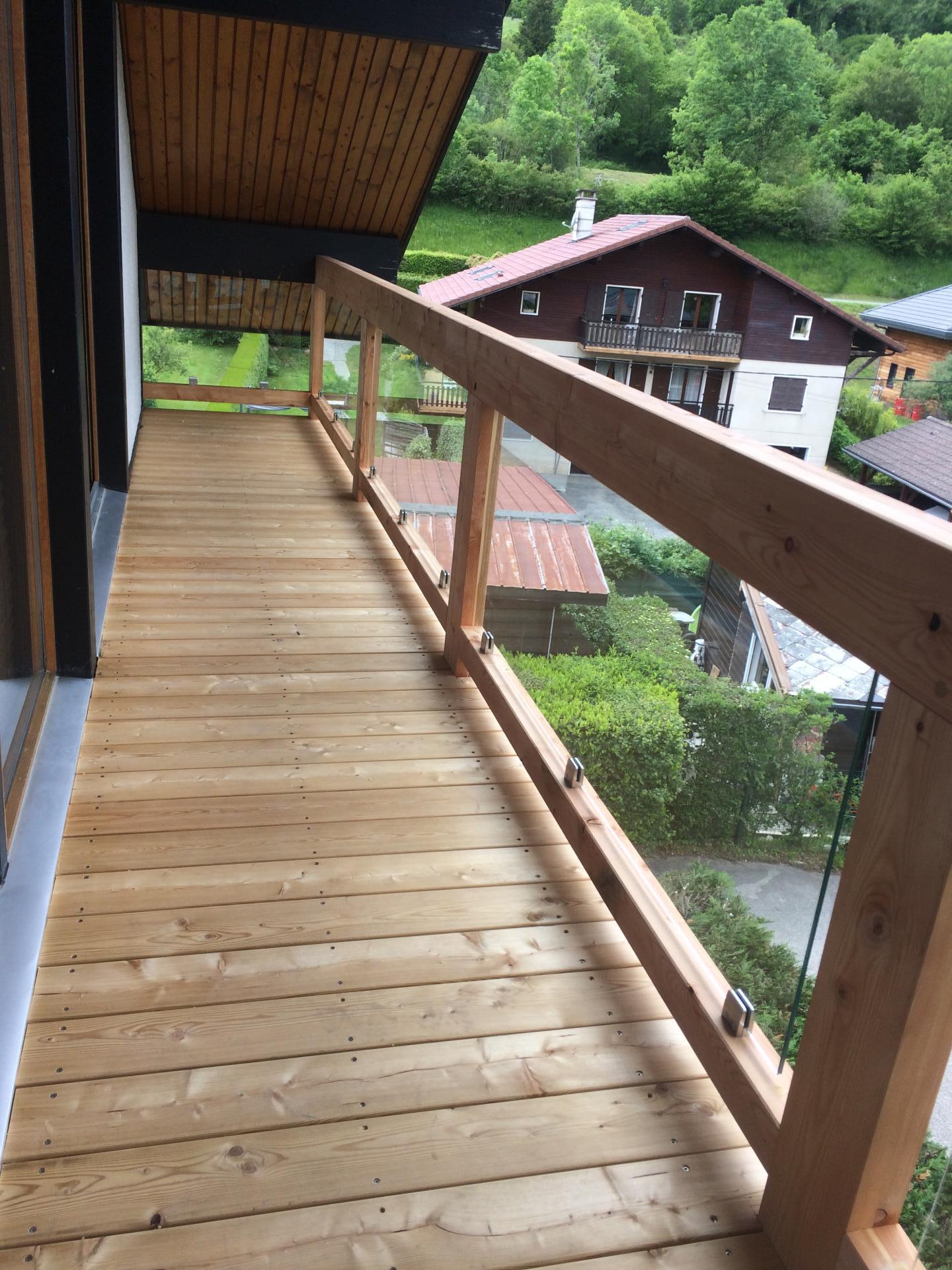 rénovation balcon