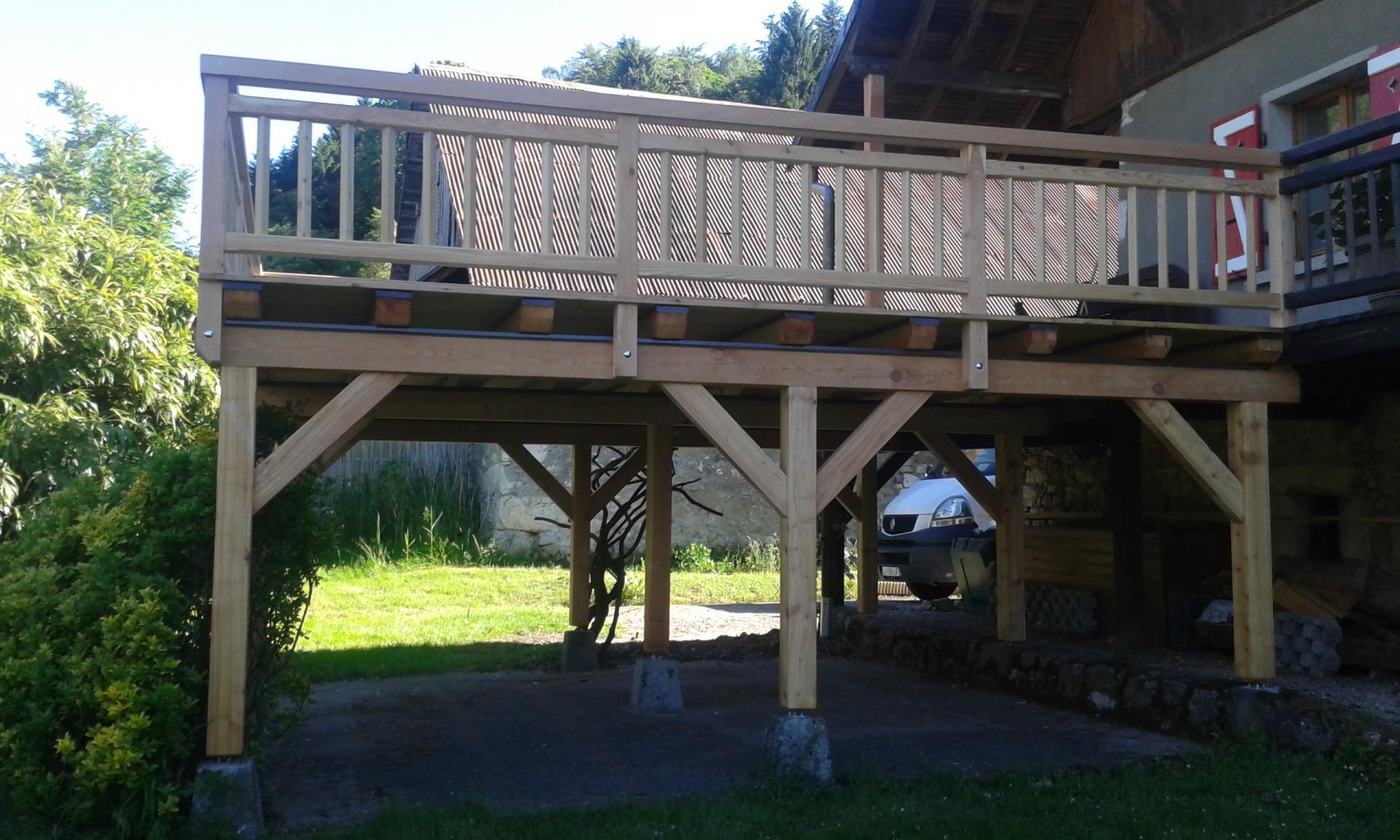 terrasse mélèze 2